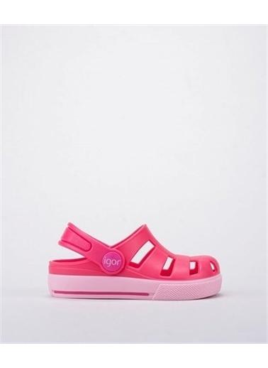 İgor Spor Sandalet Fuşya